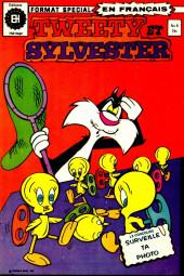Tweety et Sylvester (Éditions Héritage) -8- A la cour du Roi Arthur