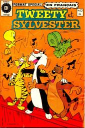 Tweety et Sylvester (Éditions Héritage) -12- Pense durement !
