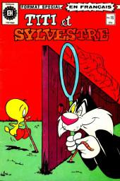 Tweety et Sylvester (Éditions Héritage) -16- Le pigeon passager !