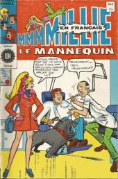 Millie le Mannequin (Éditions Héritage) -3- Qui a hanté la boîte à musique ?