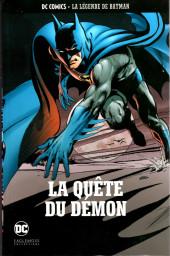 DC Comics - La légende de Batman -4815- La Quête du Démon