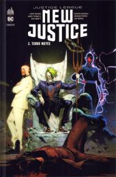 Justice League : New Justice -2- Terre noyée