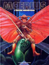 Mœbius œuvres -INT- L'Œuvre hermétique