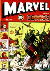 Marvel Mystery Comics (Timely - 1939) -10- (sans titre)