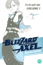 Blizzard Axel -1Extrait- Tome 1