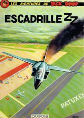 Buck Danny -25a1965- Escadrille ZZ