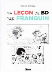 (AUT) Brunel - Ma leçon de BD par Franquin