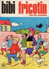Bibi Fricotin (2e Série - SPE) (Après-Guerre) -120- Bibi Fricotin fait du jogging