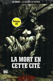 DC Comics - La légende de Batman -4942- La mort en cette cité