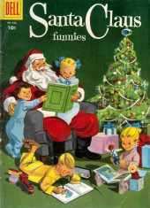Four Color Comics (Dell - 1942) -666- Santa Claus Funnies