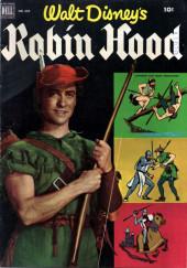 Four Color Comics (Dell - 1942) -669- Walt Disney's Robin Hood