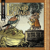 Mouse Guard: Legends of the Guard Volume Two (2013) - Tome 2
