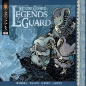 Mouse Guard: Legends of the Guard Volume Two (2013) - Tome 3