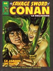Savage Sword of Conan (The) (puis The Legend of Conan) - La Collection (Hachette) -44- Le jardin de sang
