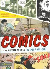(DOC) Études et essais divers - COMICS Une histoire de la BD, de 1968 à nos jours