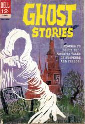 Ghost Stories (Dell - 1962) -1- (sans titre)