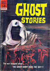 Ghost Stories (Dell - 1962) -3- (sans titre)