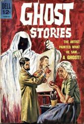 Ghost Stories (Dell - 1962) -4- (sans titre)