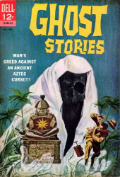 Ghost Stories (Dell - 1962) -8- (sans titre)