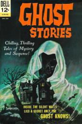 Ghost Stories (Dell - 1962) -10- (sans titre)