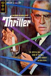 Boris Karloff Thriller (1962) -1- Boris Karloff Thriller