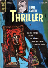 Boris Karloff Thriller (Gold Key - 1962)