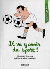 Cartooning for Peace - Il va y avoir du sport