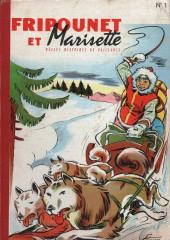 (Recueil) Fripounet et Marisette -581- Album 1957-58 (recueil des n°43 à 5)