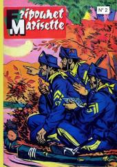(Recueil) Fripounet et Marisette -612- Album 1961 (recueil des n°38 à 48)