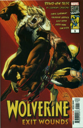 Wolverine: Exit Wounds -1- Red in Tooth and Claw