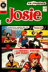 Josie (Éditions Héritage) -20- Une commande de fleurs