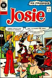 Josie (Éditions Héritage)