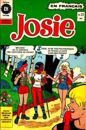 Josie (Éditions Héritage) -22- Pirouettes et sang froid