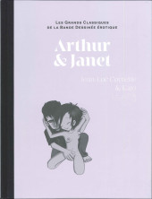 Les grands Classiques de la Bande Dessinée érotique - La Collection -8384- Arthur & Janet