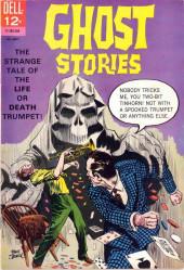 Ghost Stories (Dell - 1962) -11- (sans titre)