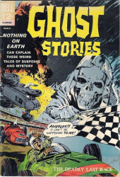 Ghost Stories (Dell - 1962) -13- The Deadly Last Race