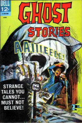 Ghost Stories (Dell - 1962) -14- (sans titre)