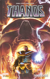 Thanos : Le retour de Thanos -2- Thanos gagne