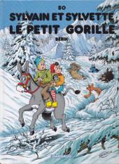 Sylvain et Sylvette -50a2006- Le petit gorille