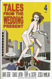 Tales from the Wedding Present (2012) -4- Issue 4
