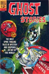 Ghost Stories (Dell - 1962) -19- (sans titre)