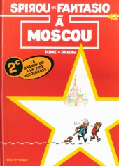 Spirou et Fantasio -422€- Spirou et Fantasio à Moscou