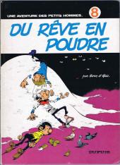 Les petits hommes -8a1987- Du rêve en poudre