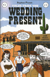 Tales from the Wedding Present (2012) -3- Issue 3