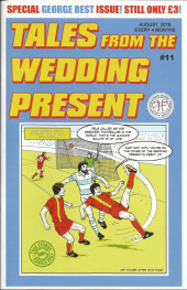 Tales from the Wedding Present (2012) -11- Issue 11