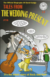 Tales from the Wedding Present (2012) -16- Issue 16