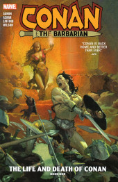 Conan the Barbarian Vol 3 (Marvel - 2019) -INT01- The life and death of Conan Book one