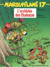 Marsupilami -17- L'orchidée des Chahutas