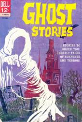 Ghost Stories (Dell - 1962) -21- (sans titre)