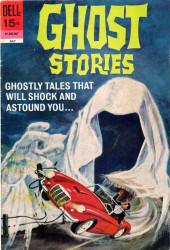 Ghost Stories (Dell - 1962) -25- (sans titre)